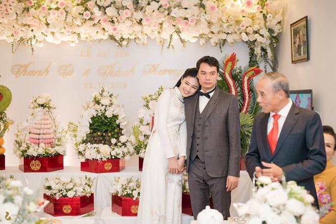 Cuộc sống của Á hậu Thanh Tú sau khi kết hôn với đại gia lớn hơn 16 tuổi
