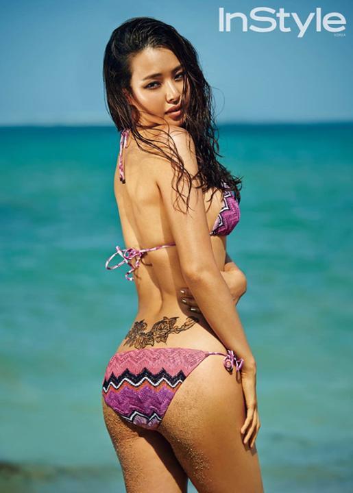 """Vẻ đẹp nóng bỏng của """"Hoa hậu đẹp nhất Hàn Quốc"""" là tiến sĩ âm nhạc, có xuất thân danh giá"""
