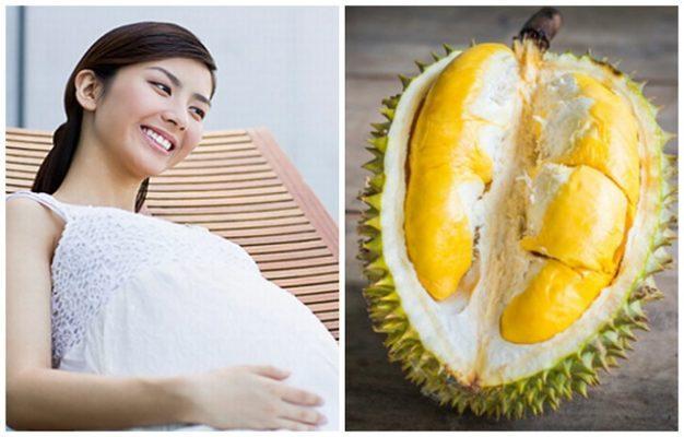 Bầu ăn sầu riêng được không và ăn như thế nào để không gây hại cho thai kỳ?