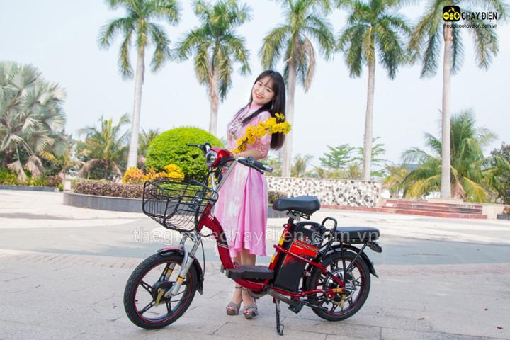 4 lợi ích khi dùng xe đạp điện Vnbike V1 18inh để lưu thông