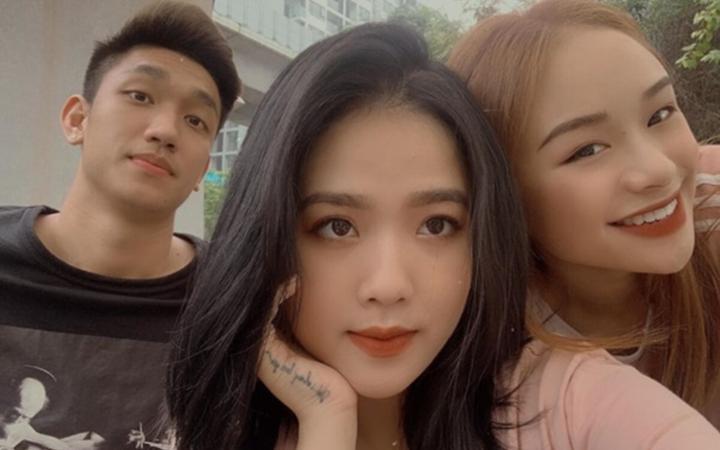 Trọng Đại bóng gió chuyện hẹn hò với bạn gái cũ Quang Hải