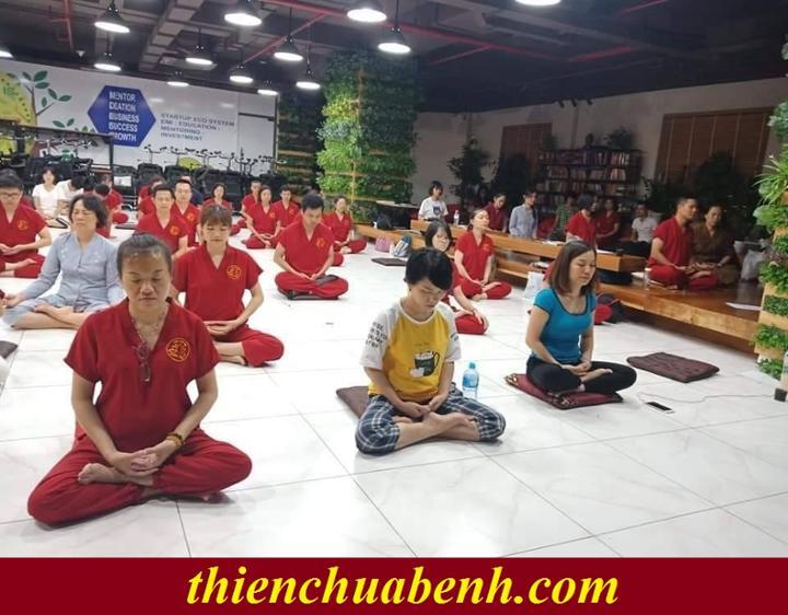 Học Khí công và Thiền Định sẽ giúp bạn sống hạnh phúc hơn