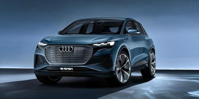 Audi chuẩn bị ra mắt xe điện Q4 e-tron với giá 45.000 USD trong năm 2021