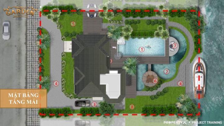 có nên đầu tư biệt thự nhà vườn quận 9 - thiết kế