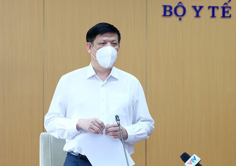 Bộ trưởng Nguyễn Thanh Long là Trưởng Ban chỉ đạo Chiến dịch tiêm chủng vắc xin phòng COVID-19 toàn quốc