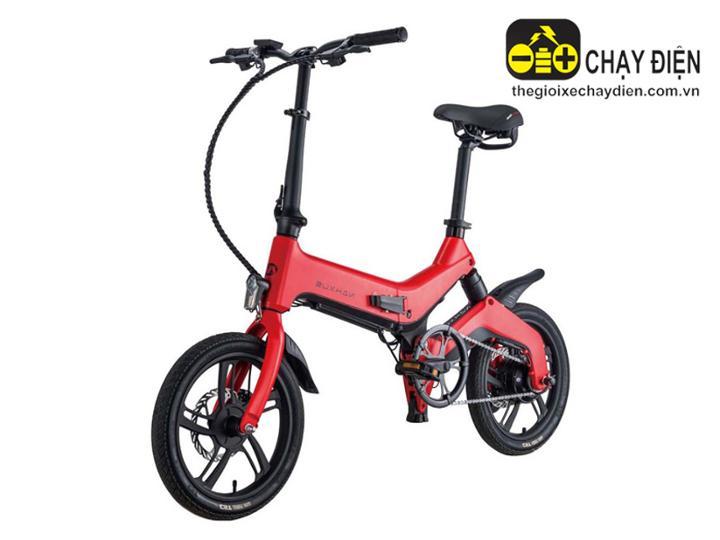 Xe đạp gấp trợ lực điện Nakxus siêu đẹp, siêu bền