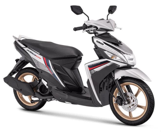 2019 Yamaha Mio M3 sắp về đại lý, giá từ 23,35 triệu đồng