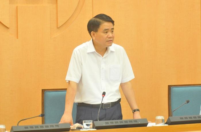 Hà Nội: Khẩn trương triển khai các giải pháp phòng chống dịch Covid-19