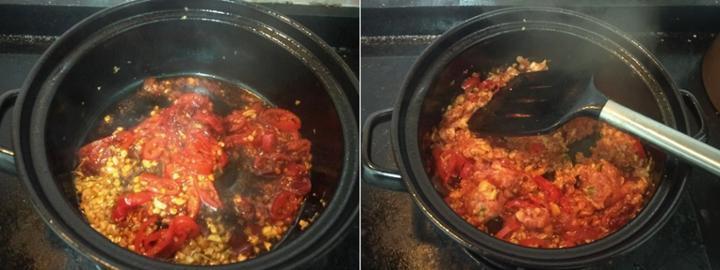 Thịt bằm mà rim kiểu này thì bao nhiêu cơm cũng hết veo!