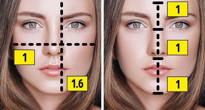 10 minh tinh có khuôn mặt đẹp nhất theo chuẩn tỷ lệ vàng