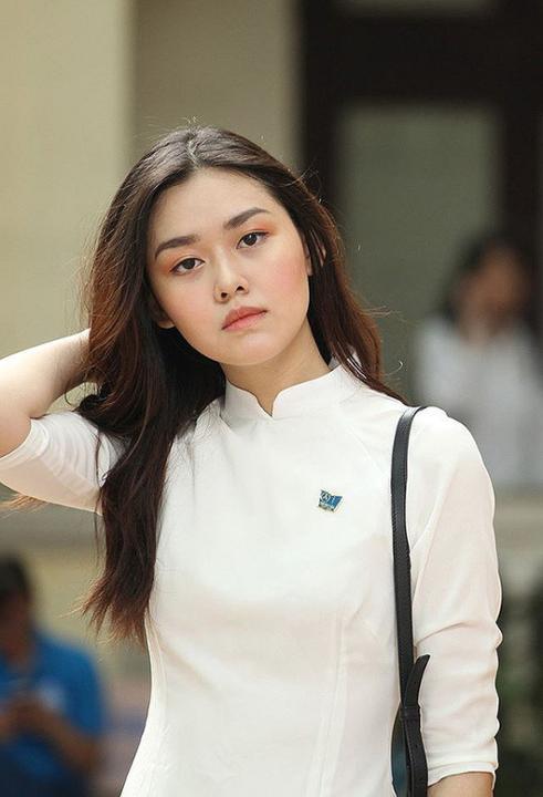 Á hậu Tường San và nhiều người đẹp đều xuất thân từ Phan Đình Phùng