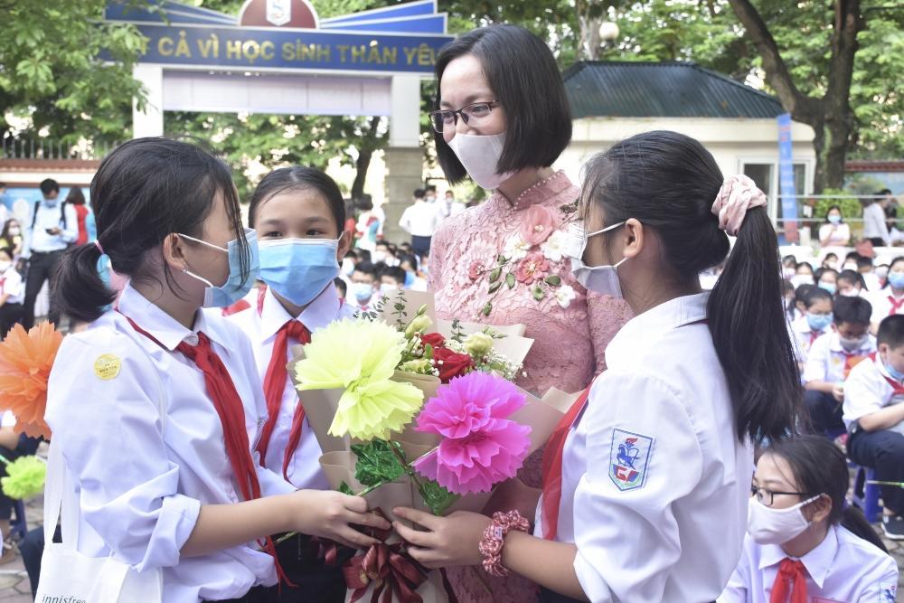 Kế hoạch tổ chức khai giảng chung cho học sinh toàn Thành phố Hà Nội