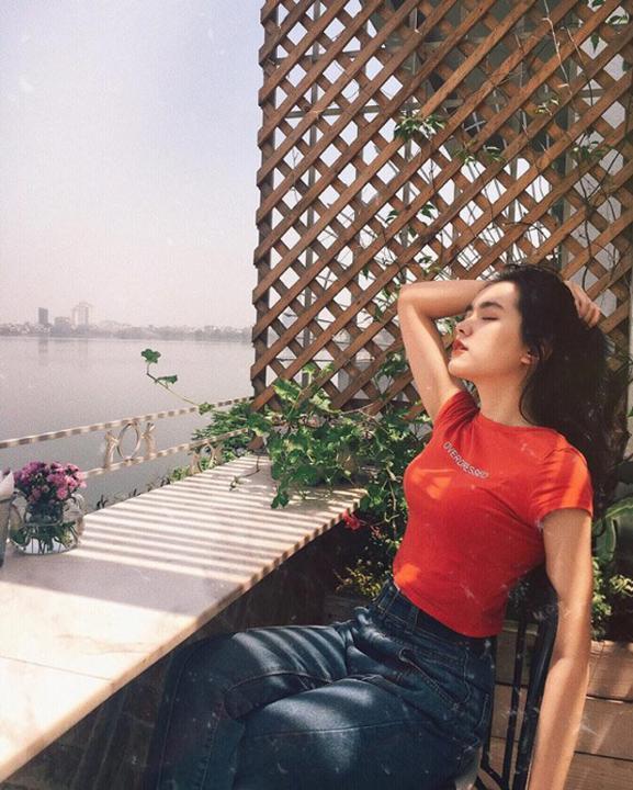 Mang trong mình 3 dòng máu: Việt - Trung - Thái, hot girl 17 tuổi xinh đẹp khiến cộng đồng mạng xao xuyến