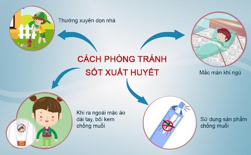 Một số cách biện pháp phòng chống bệnh sốt xuất huyết hiệu quả