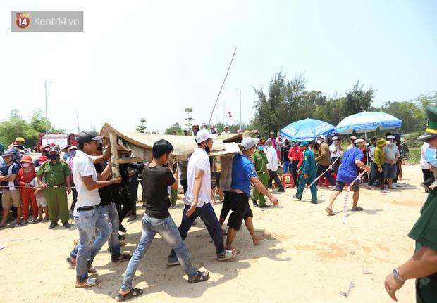 Lật ghe khiến 5 người mất tích trên sông Thu Bồn: Tìm thấy thi thể 3 nạn nhân